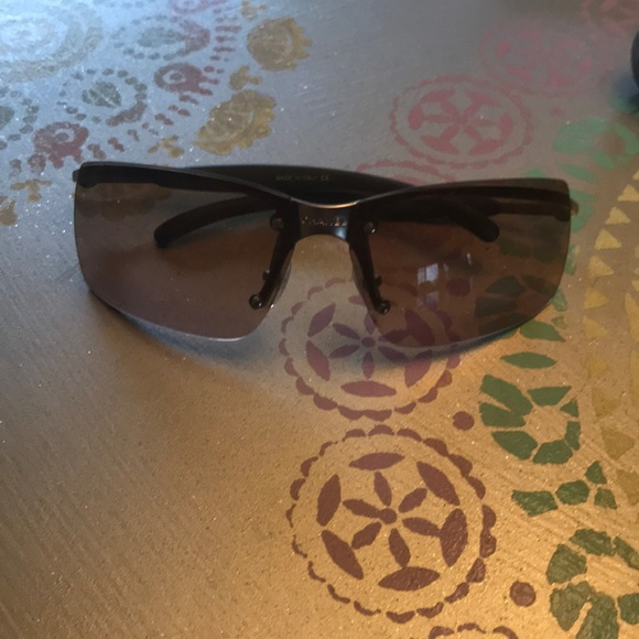 7db5f95c87a4 CHANEL Accessories - Chanel sunglasses rose gold lens